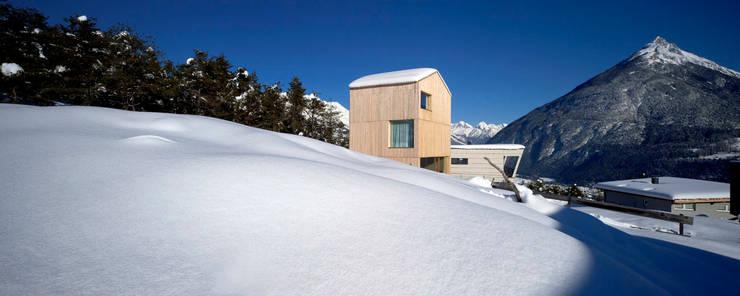 Einfamilienhaus Bout:   von Madritsch*Pfurtscheller