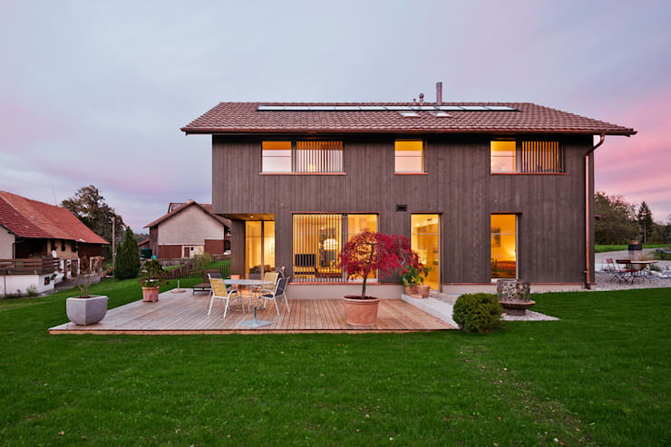country Houses by Giesser Architektur + Planung