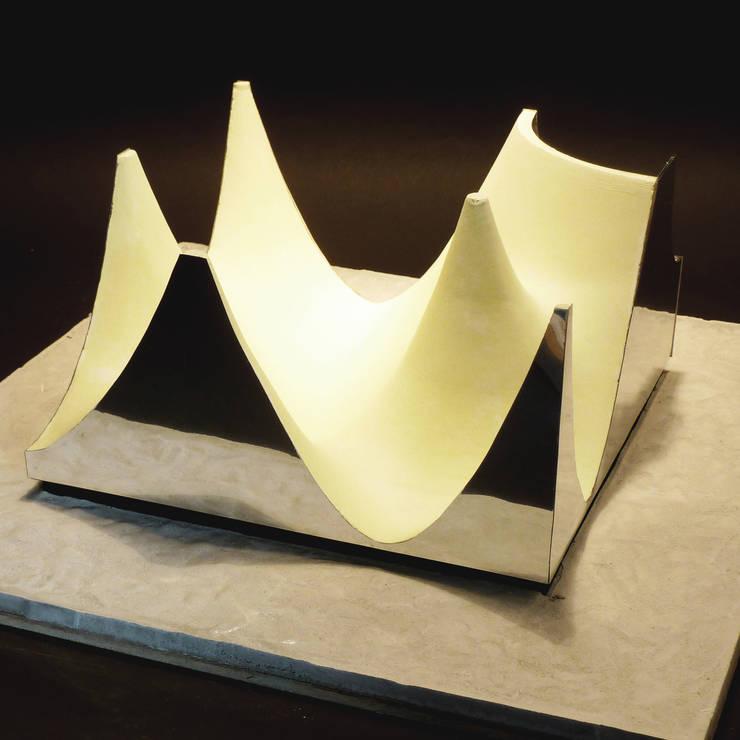 dune in a cube: Yukinobu Toyama Architectsが手掛けたです。