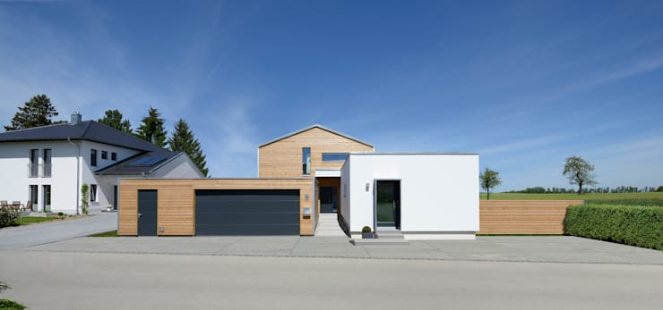 Houses by Bau-Fritz GmbH & Co. KG