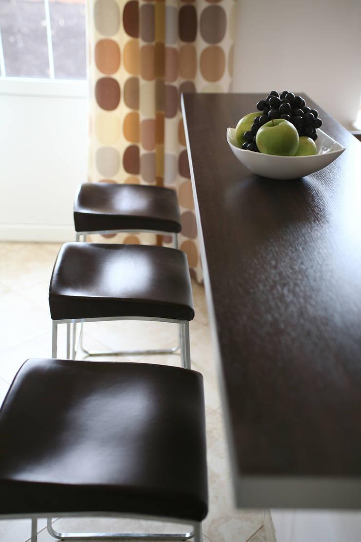Барная стойка: Столовые комнаты в . Автор – Inter-Decore