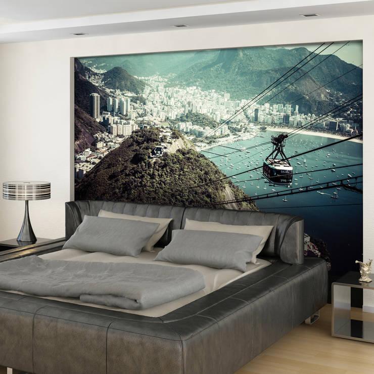 Dormitorios de estilo  por Goodvinilos