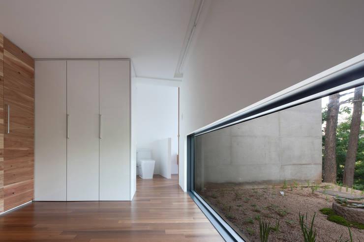 Atelier Namu Saenggak: around architects의  창문