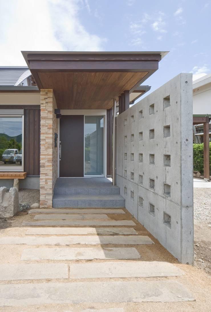 .: SA設計一級建築士事務所が手掛けた家です。,モダン