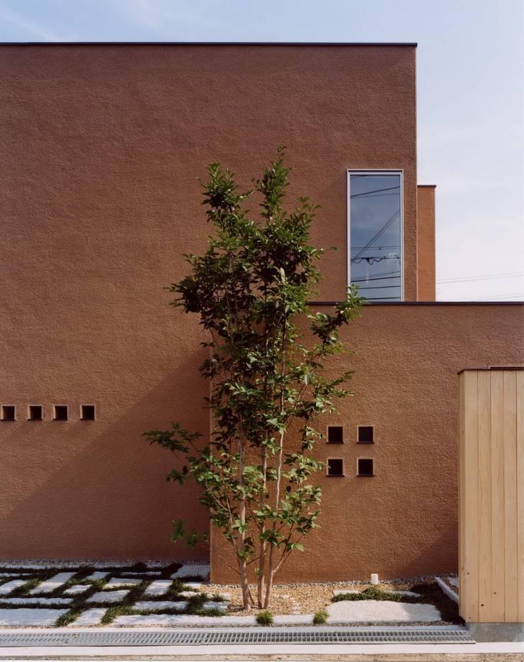 外観: 建築工房なかしま一級建築士事務所(Nakasima-Architects-Workshop)が手掛けた家です。