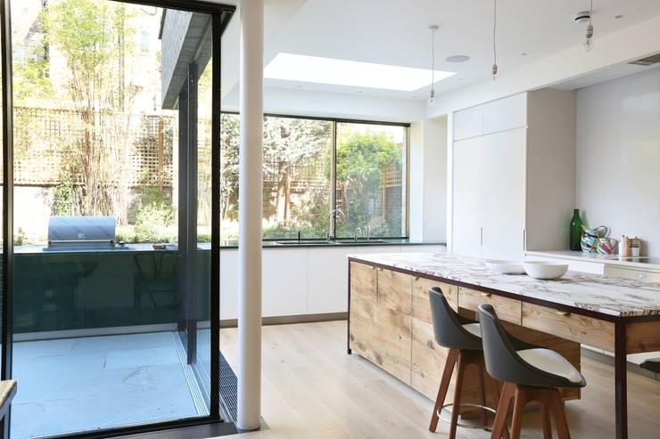 Projekty,  Kuchnia zaprojektowane przez Alex Maguire Photography