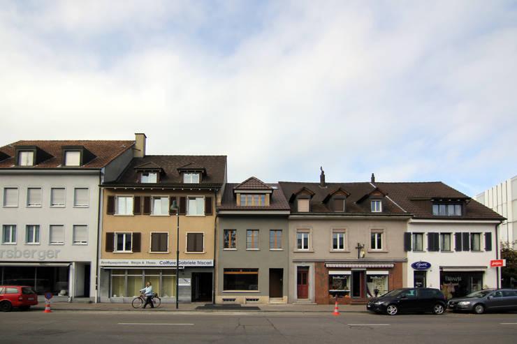 Дома в . Автор – B & M Architekten GmbH, Лофт