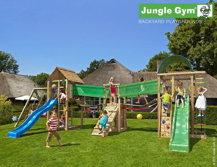 Jungle Gym Paradise 3:  Tuin door Jungle Gym