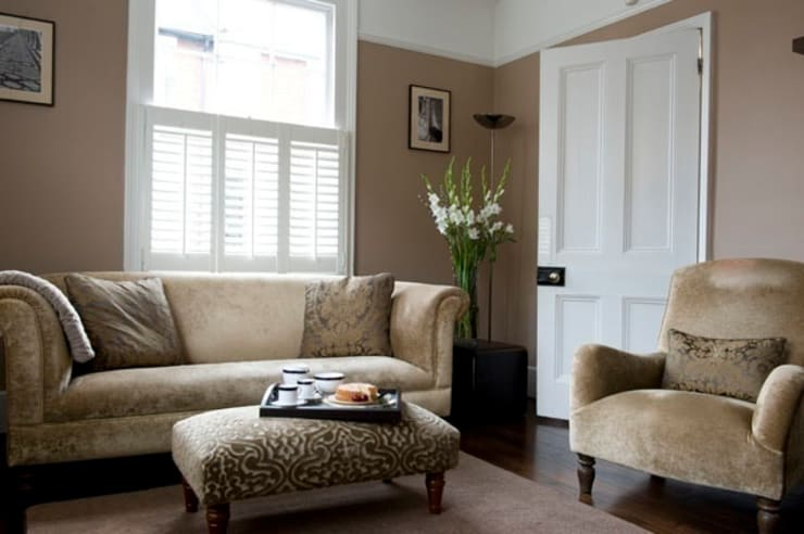 Victorian Townhouse: classic Living room by Etons of Bath