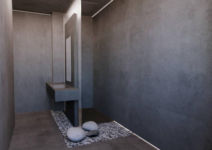 Baños de estilo  por Giemmecontract srl.