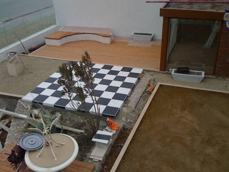 GREENLİNE PEYZAJ – www.greenlinepeyzaj.com: modern tarz Bahçe
