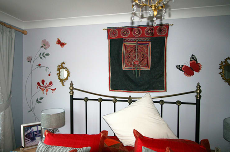 Bedroom by The Creative Decorator