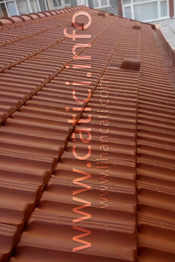 ilhan çatı inşaat – Akdeniz Modeli Kiremit Çatı Yapımı:  tarz