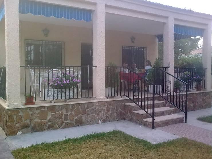تنفيذ LLIBERÓS SALVADOR Arquitectos