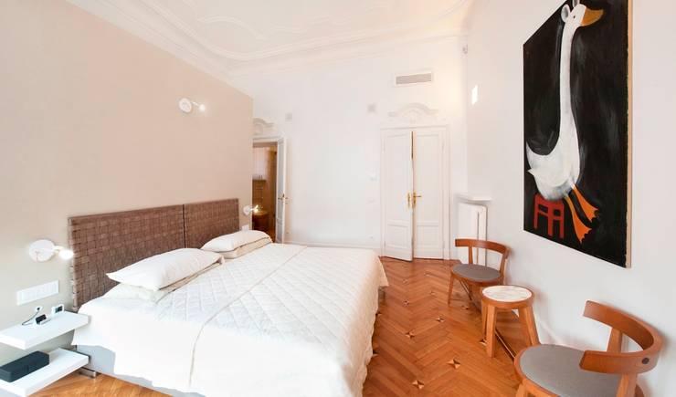 Bedroom by PADI Costruzioni srl