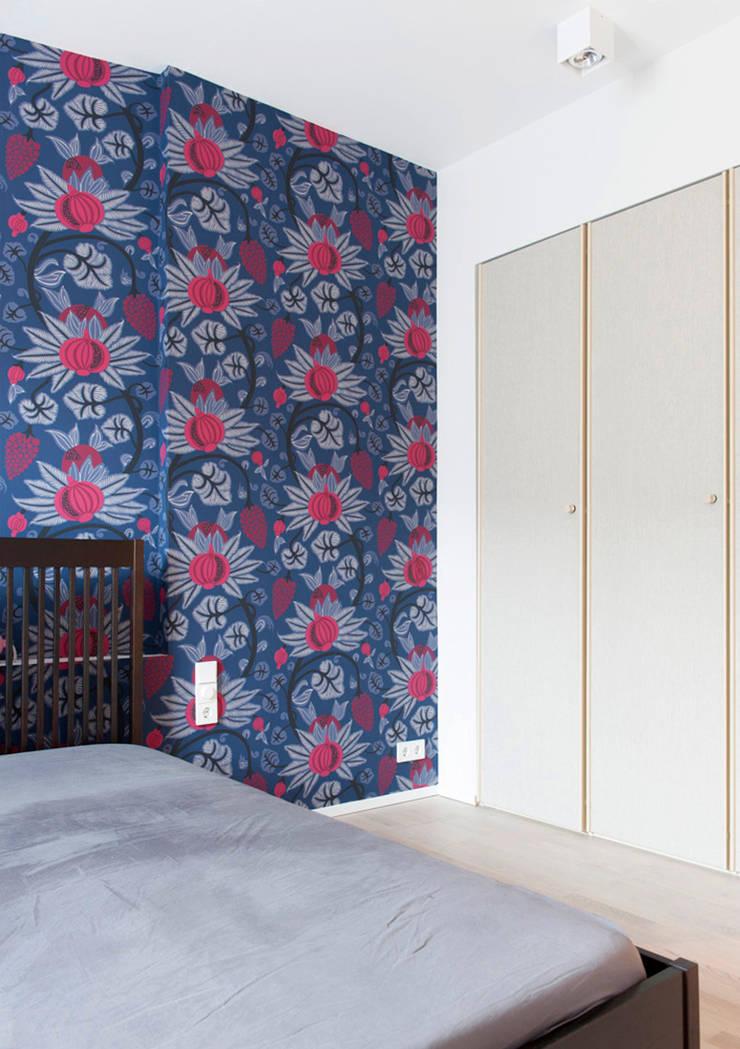 Bedroom by Bachmann Badie Architekten, Modern