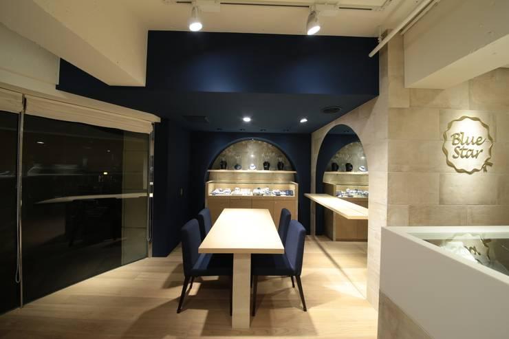 ブライダルコーナー: sorama me Inc.が手掛けたオフィススペース&店です。
