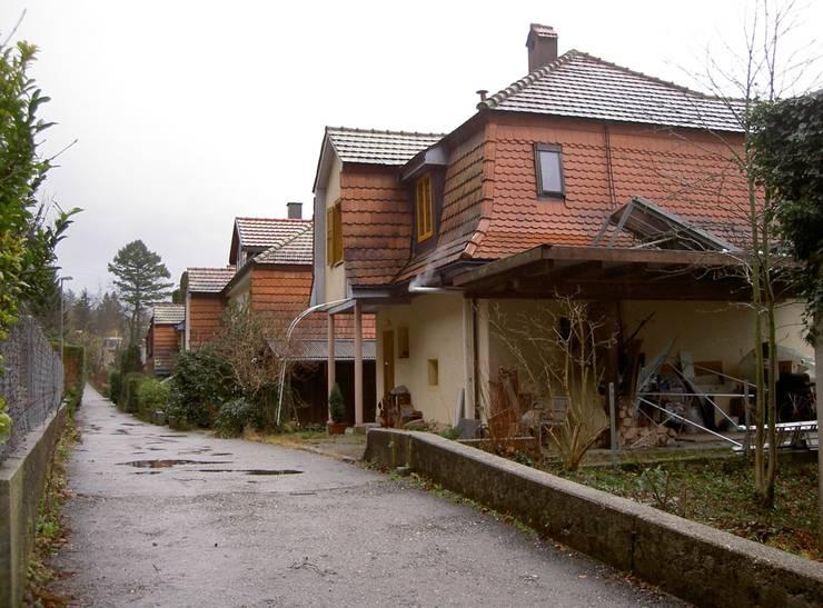 Bestandsgebäude von 1906 vor der Erneuerung und Erweiterung:   von sim Architekten GmbH