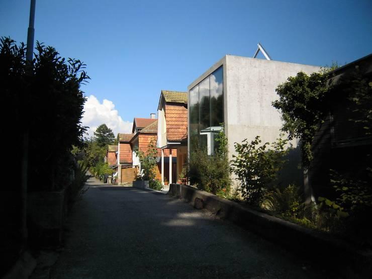Erweiterung Bestandsgebäude:   von sim Architekten GmbH