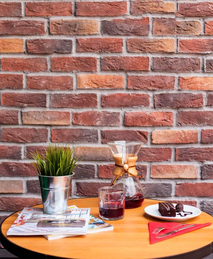 NM Mimarlık Danışmanlık İnşaat Turizm San. ve Dış Tic. Ltd. Şti. – HAN COFFEE & CHOCOLATE:  tarz Yeme & İçme