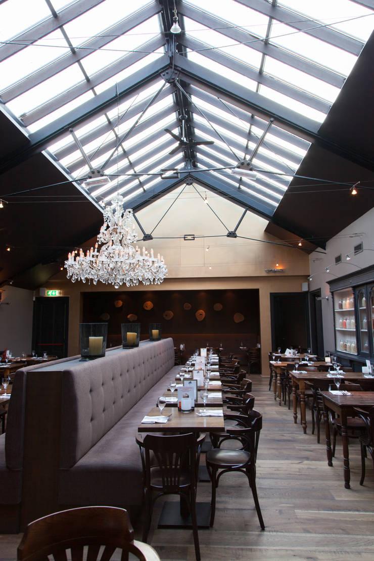 Phòng ăn theo Brand Olink Architecten, Hiện đại