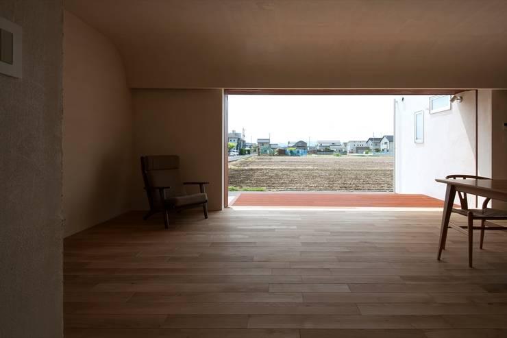 classic Living room by 宇佐美建築設計室