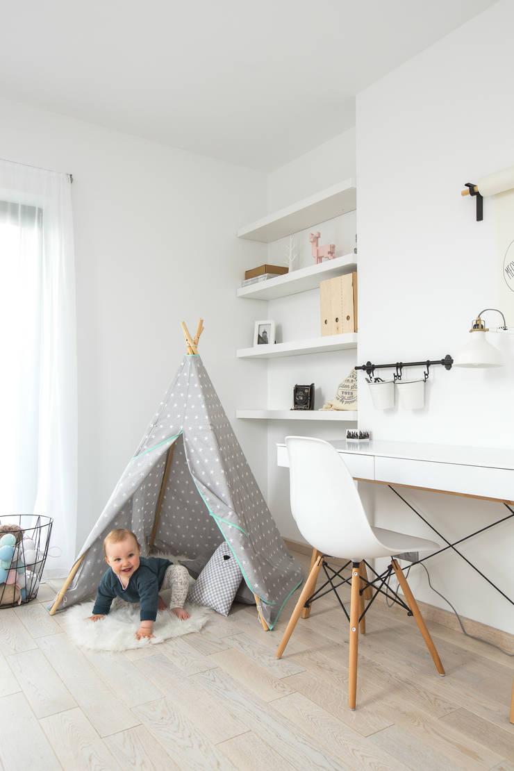 Dom w Bochni / Stabrawa.pl: styl , w kategorii Pokój dziecięcy zaprojektowany przez www.niewformie.pl