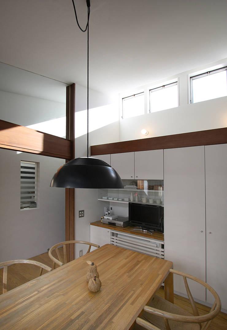 ダイニング: 遠藤浩建築設計事務所 H,ENDOH  ARCHTECT  &  ASSOCIATESが手掛けたダイニングです。