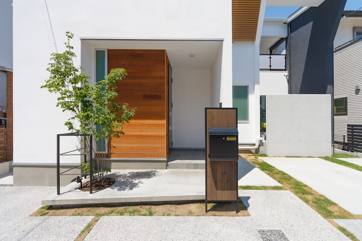 Light well: 株式会社トランスデザインが手掛けた家です。