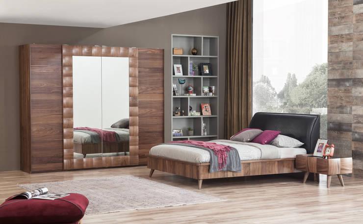 OSMANOĞULLARI DESİGN – Osmanogulları Design:  tarz Yatak Odası
