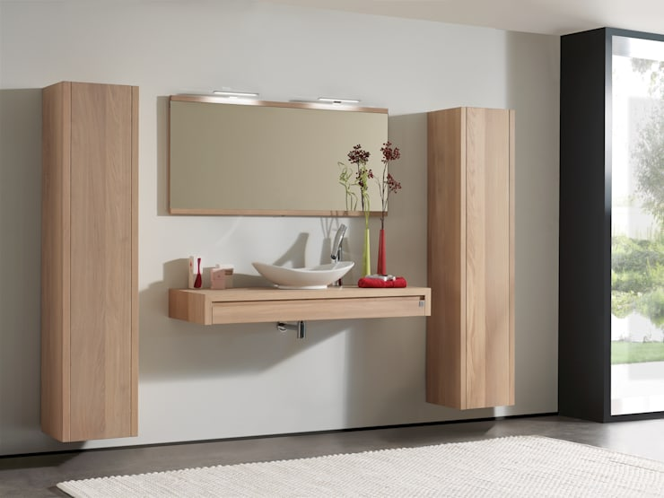 Casa de banho  por F&F Floor and Furniture