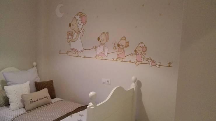 Dormitorio Infantil : Dormitorios infantiles de estilo  de Inma Home Interiores