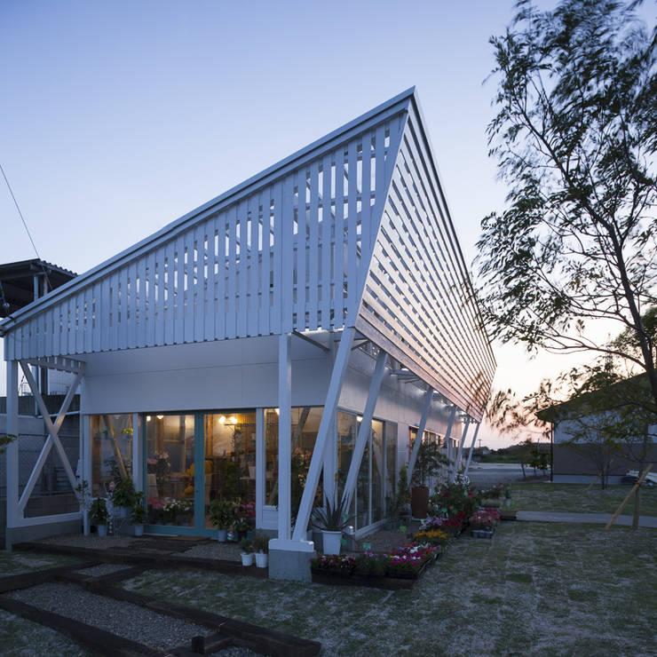 .: 風土デザイン建築事務所が手掛けた家です。