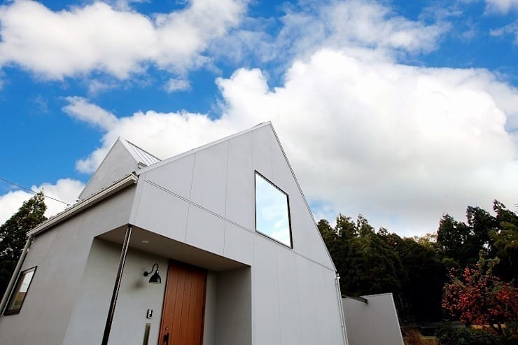 自然の中の三角屋根の家 / zuiun: zuiun建築設計事務所 / 株式会社 ZUIUNが手掛けた家です。