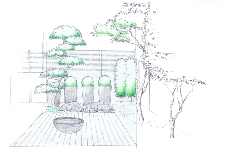 Clínicas de estilo  por 山越健造デザインスタジオ Kenzo Yamakoshi Design Studio, Moderno