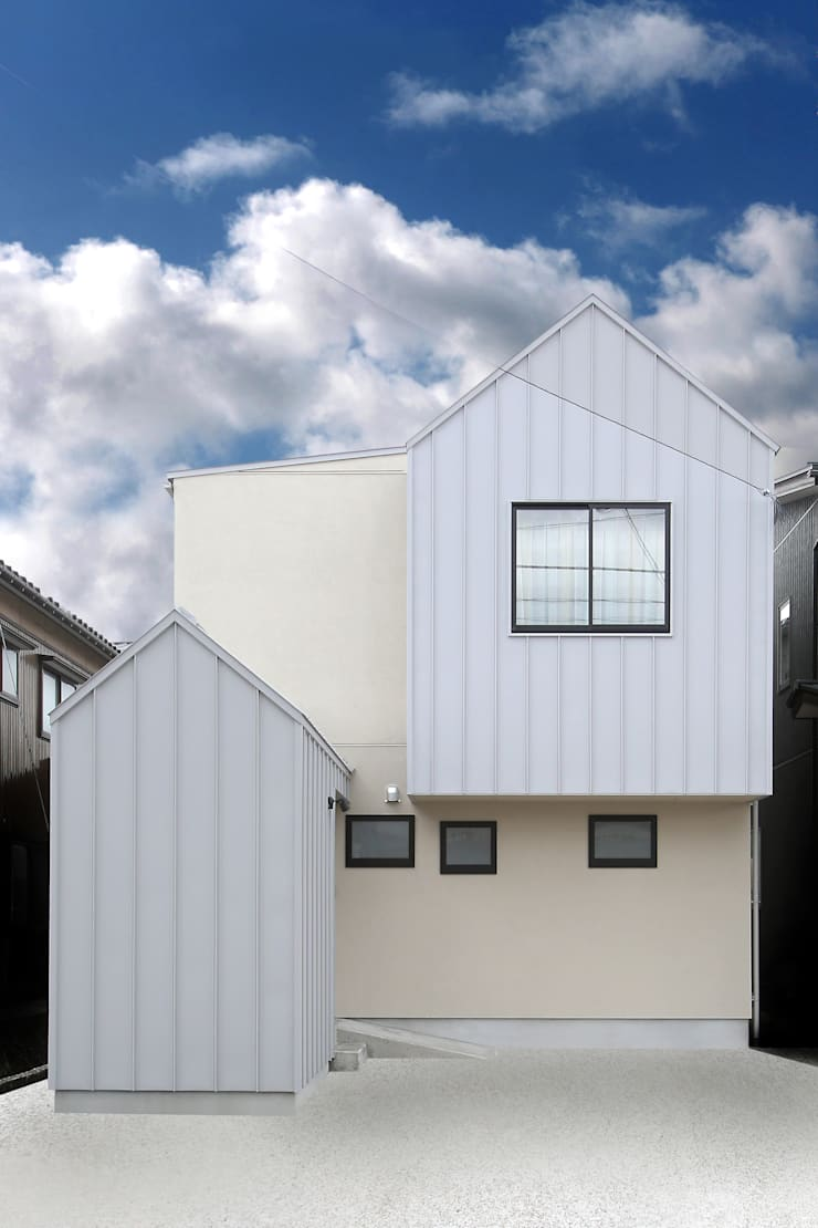 アンティークドアの家 / zuiun: zuiun建築設計事務所 / 株式会社 ZUIUNが手掛けた家です。,