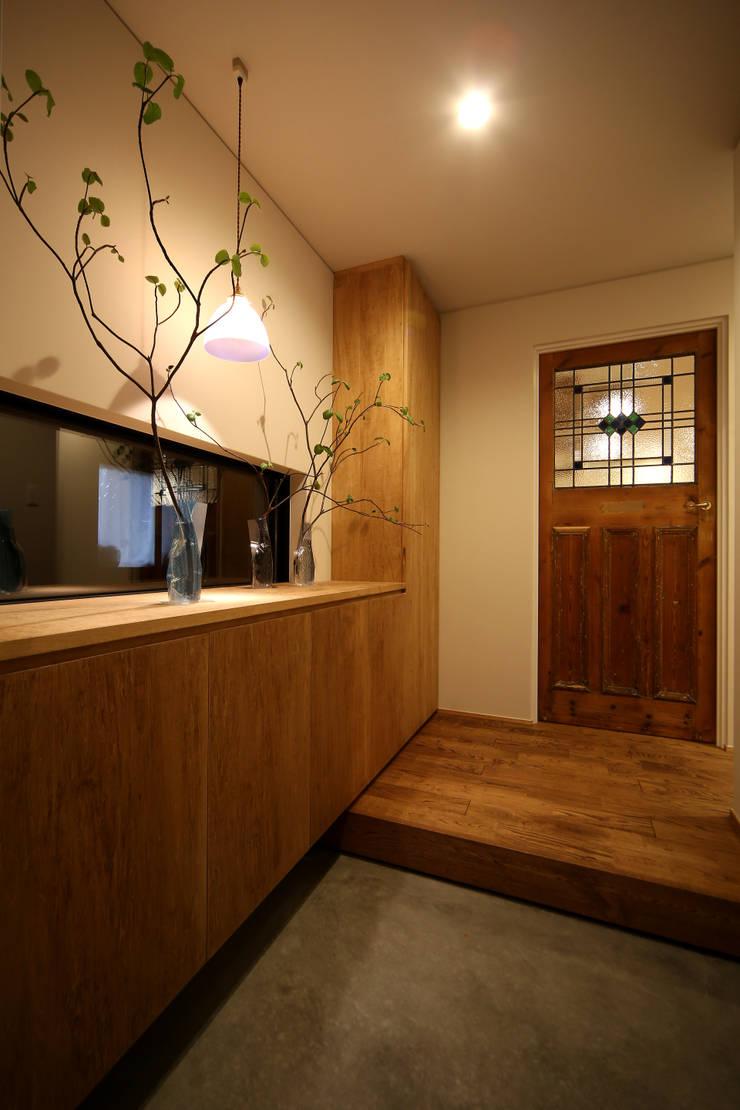 アンティークドアの家 / zuiun: zuiun建築設計事務所 / 株式会社 ZUIUNが手掛けた家です。