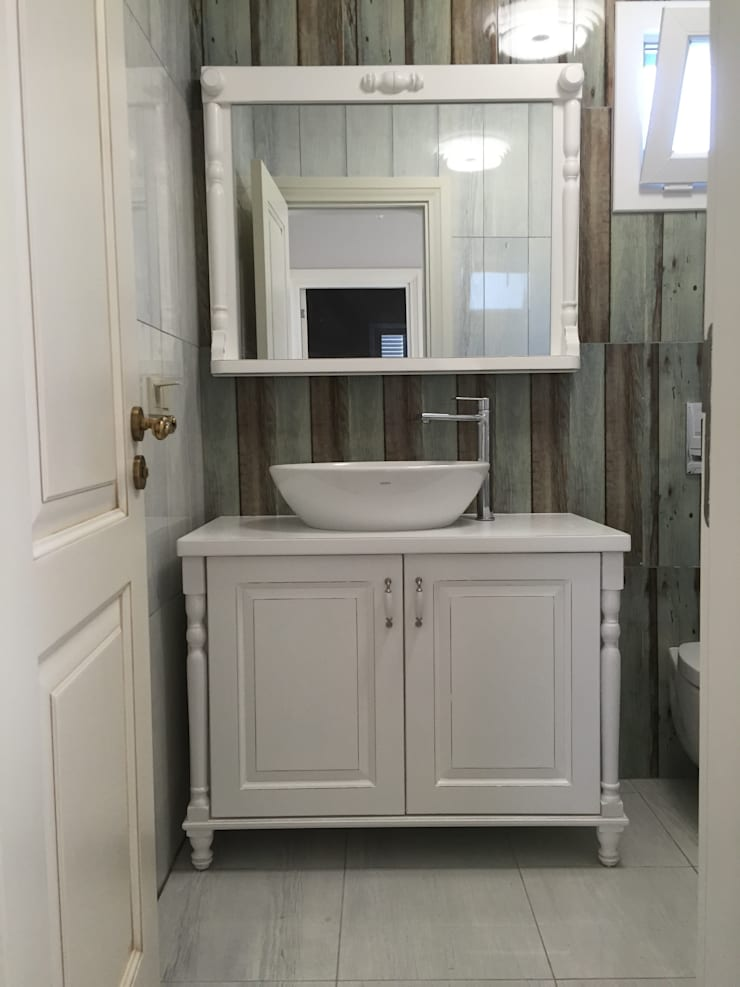 istanbul mutfakart – banyo:  tarz Banyo