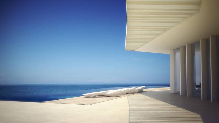 Terrace by Lemons Bucket