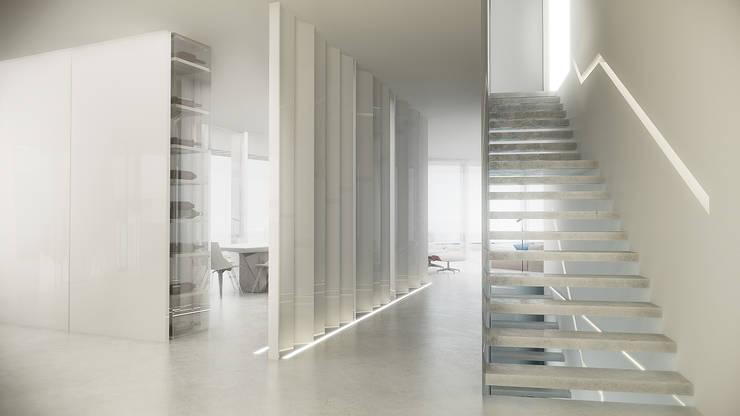 Corridor & hallway by Lemons Bucket