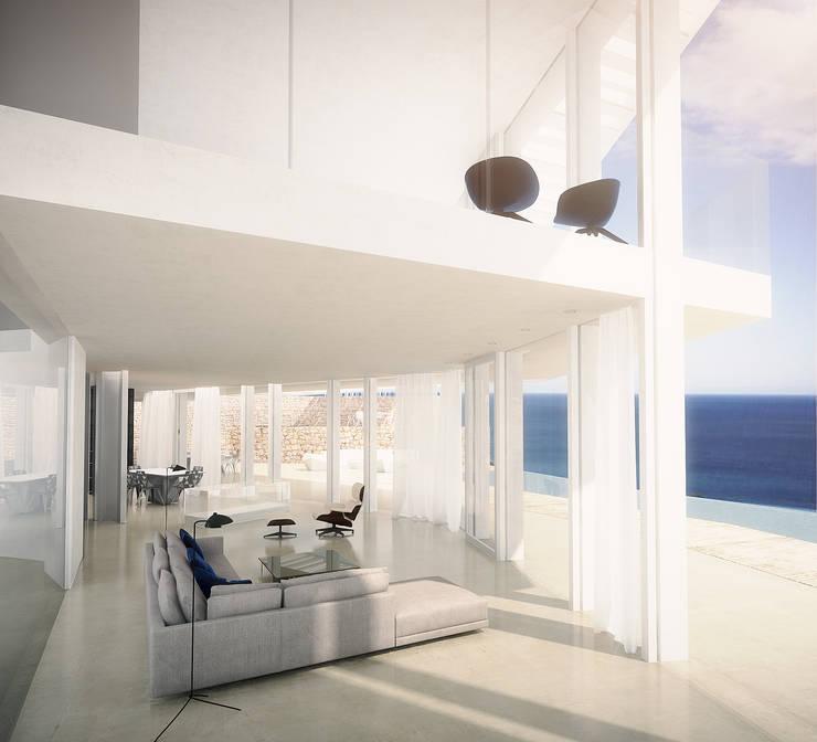 Living room by Lemons Bucket