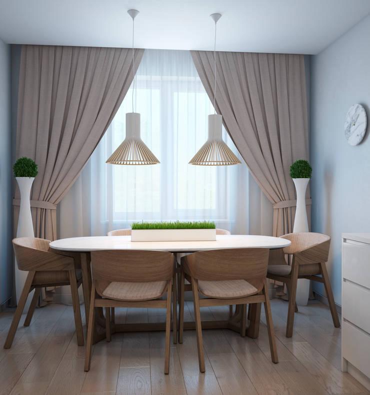 Summer day: Столовые комнаты в . Автор – VAE DESIGN GROUP™