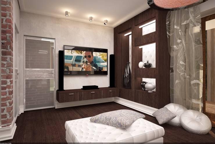 Дизайн интерьера п.FamilyClub: Спальни в . Автор – Veronika Brown Studio
