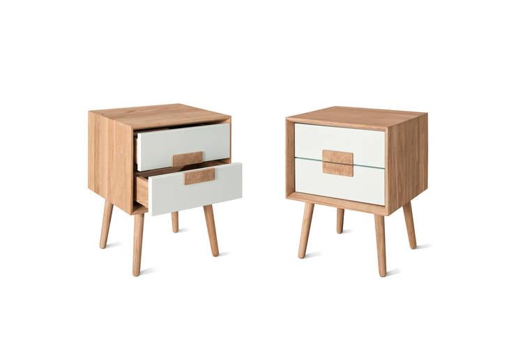 Dormitorios de estilo  por WHITEAOAK GROUP AG