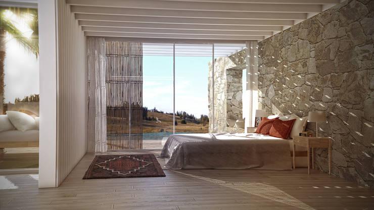 Bedroom by Lemons Bucket