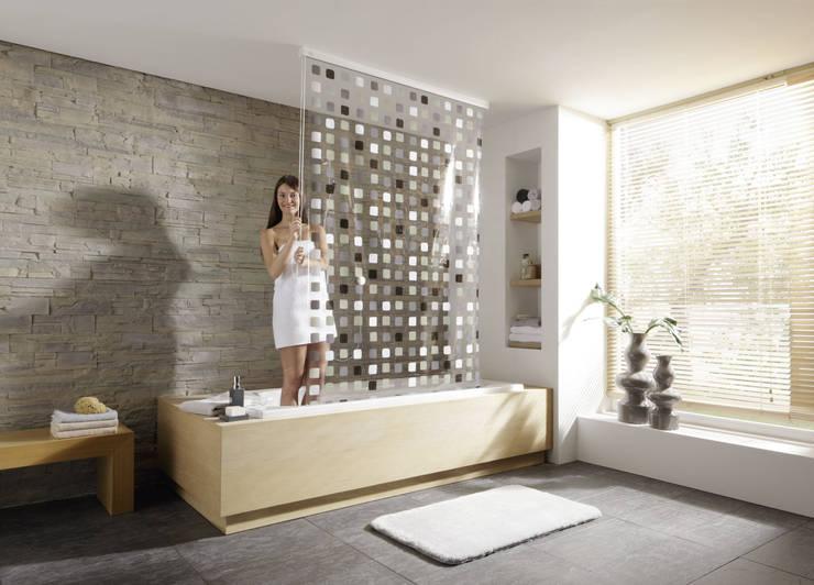 Mosaïque: Salle de bain de style de style eclectique par Salle de Bains Déco.com