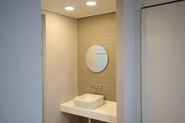 욕실2 (After): 1204디자인의