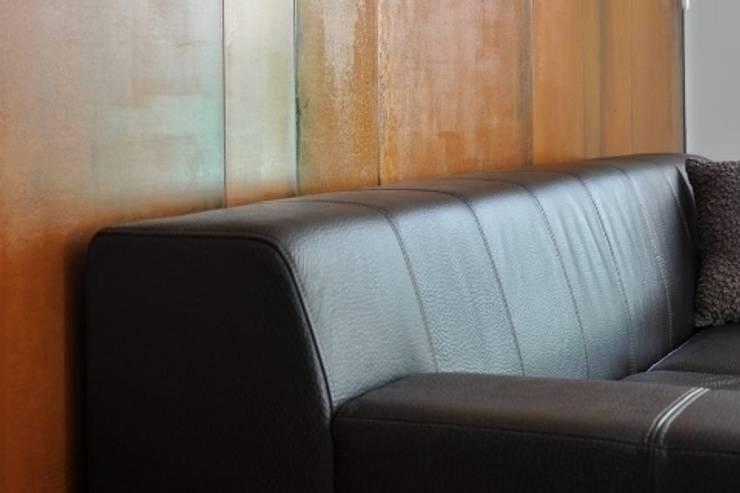 apartament w Poznaniu: styl , w kategorii  zaprojektowany przez ENDE marcin lewandowicz,Minimalistyczny