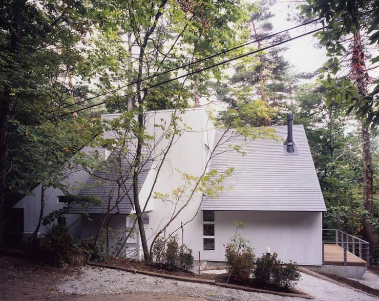 蓼科の家: 加藤將己/将建築設計事務所が手掛けた家です。