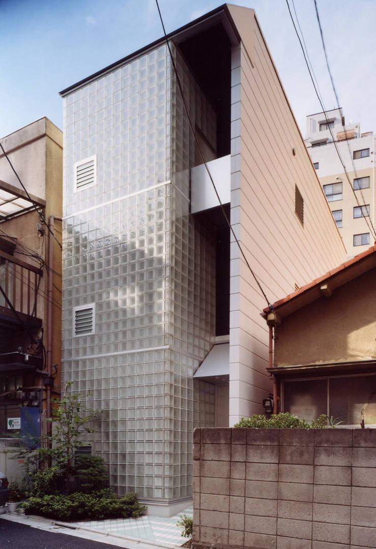 บ้านและที่อยู่อาศัย โดย 加藤將己/将建築設計事務所, โมเดิร์น